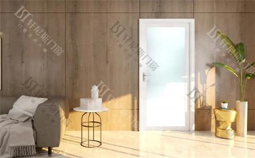 衛生間裝推拉門與平開門各自的特點